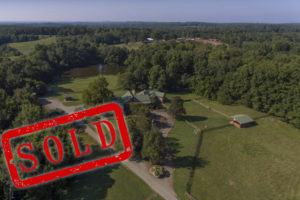 Glosson Road Horse Farm Sold in Chatham County