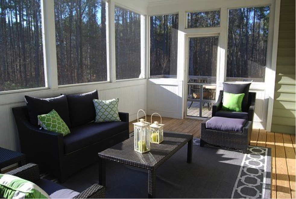 Sunrooms in NC
