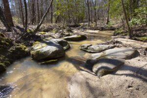Franklin County Creek property