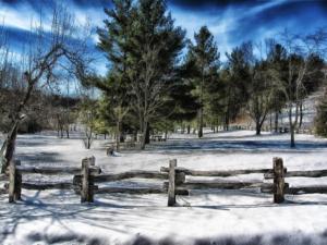 Winter Fun in the Mountains of North Carolina