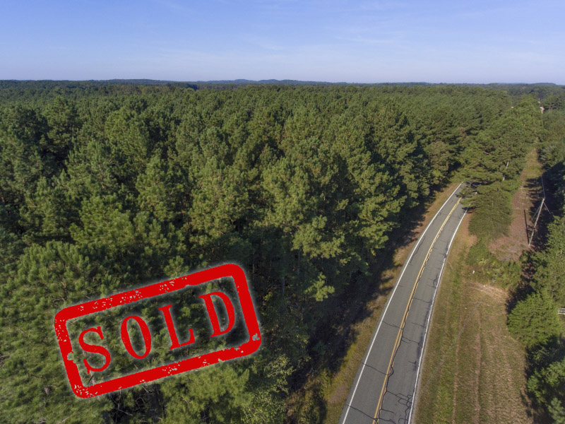 Castle Rock Farm Road Property Sold in Chatham County