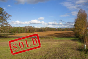 149 Acres on Quarry Road Sold