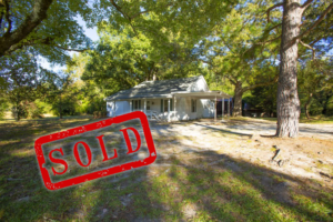 6021 Yancey Drive in Wendell Land under contract then sold