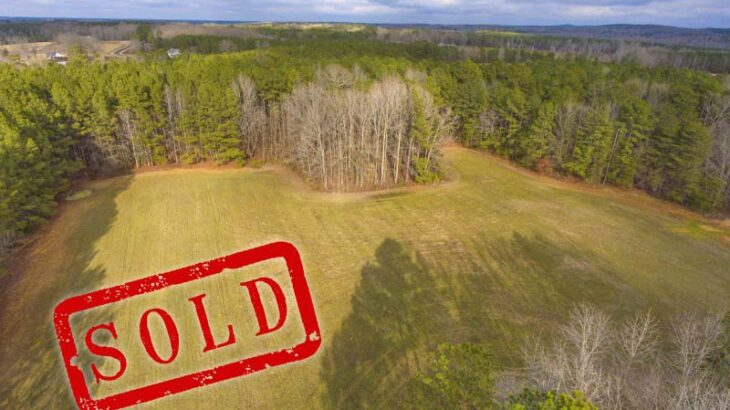 Little Mountain Creek Road Sold