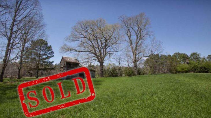 Trappers Run land Sold